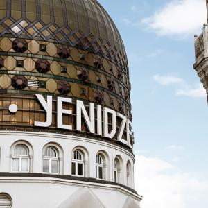 Yenidze goes Facebook